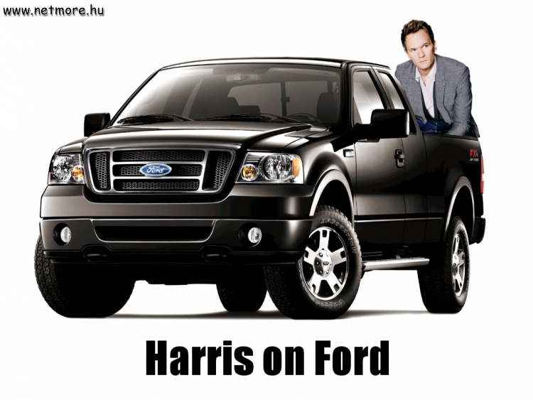 Harris on Ford